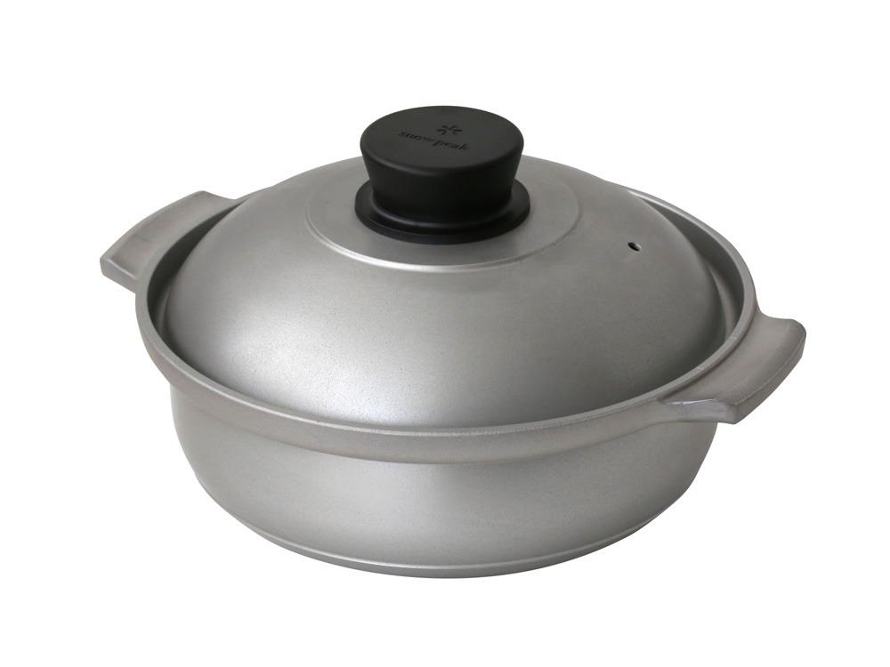 お鍋で煮洗い