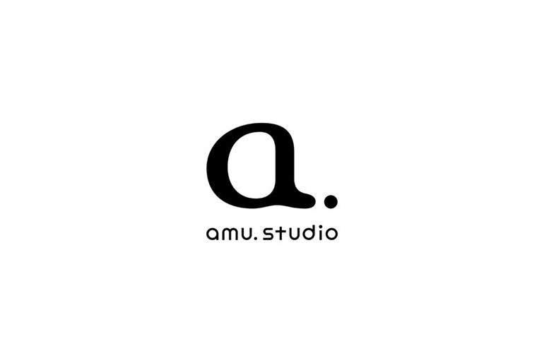 アミュスタジオのロゴマーク