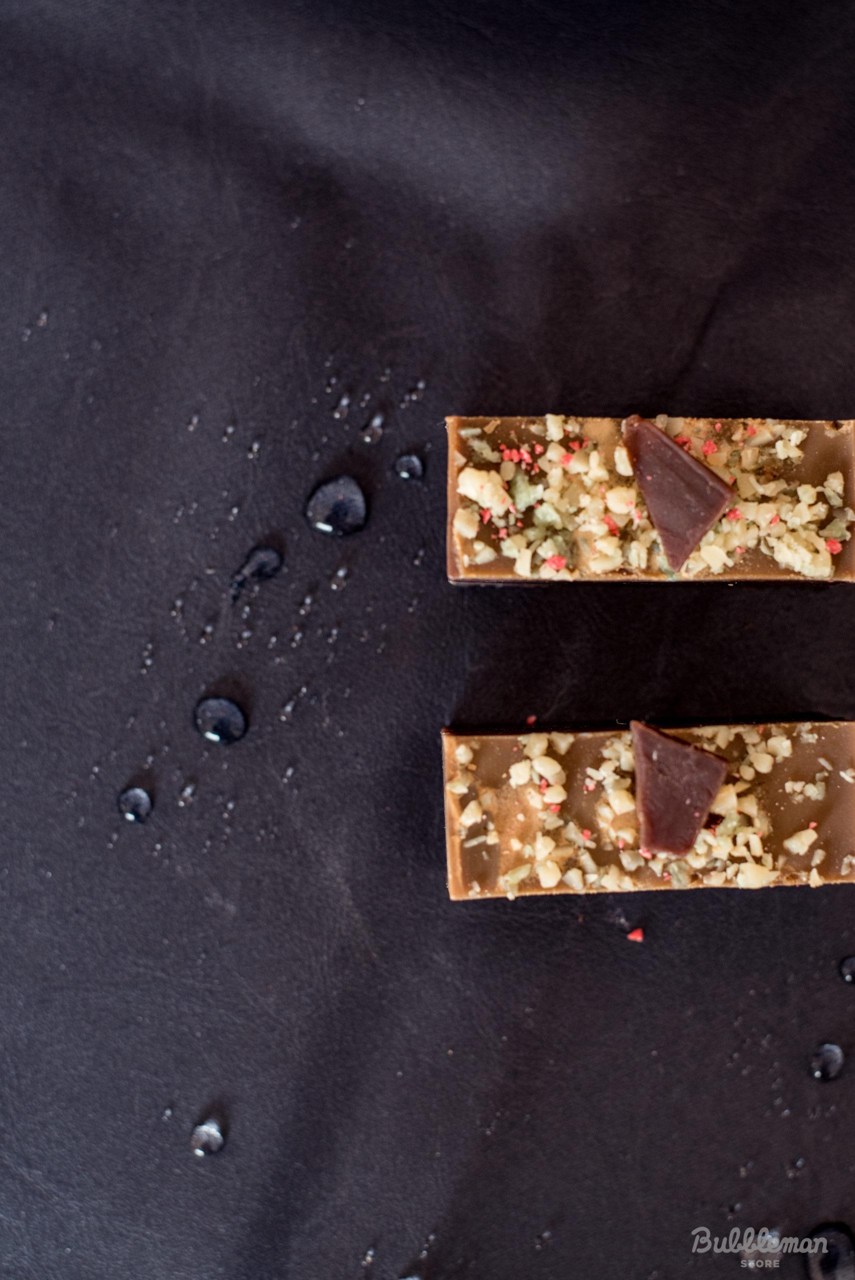 冬のチョコレート石鹸4