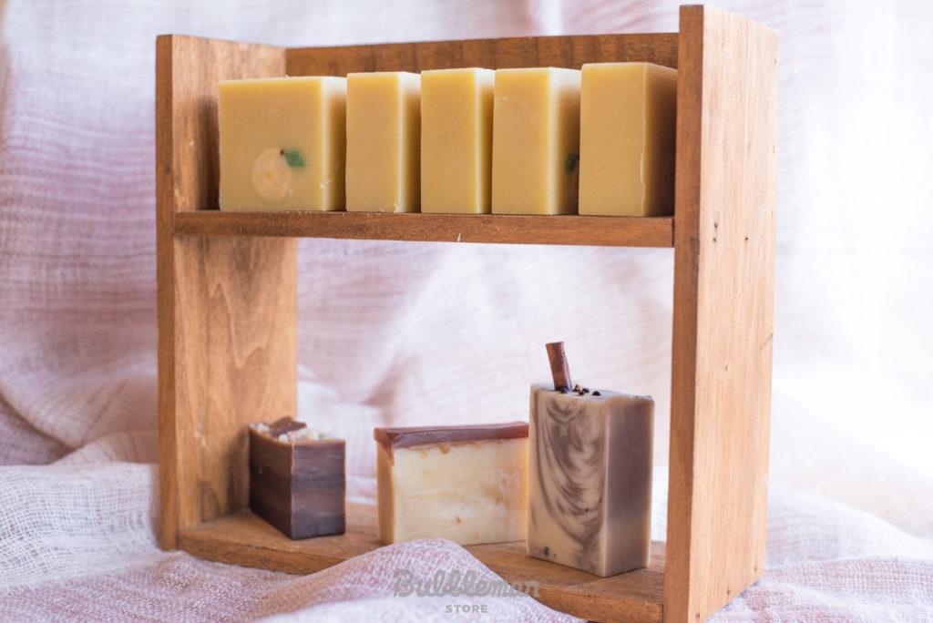 酒粕と純米吟醸と柚子の石鹸11